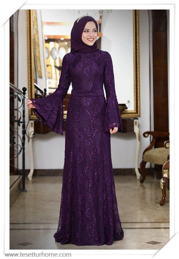 Tesettur Abiye Tesettur Giyim Abiye Elbiseler Abiye Modelleri Tesettur Giyim Tesettur Giyim Abiye Kiyafetler Tesettur Moda Stilleri The Dress Elbise Modelleri