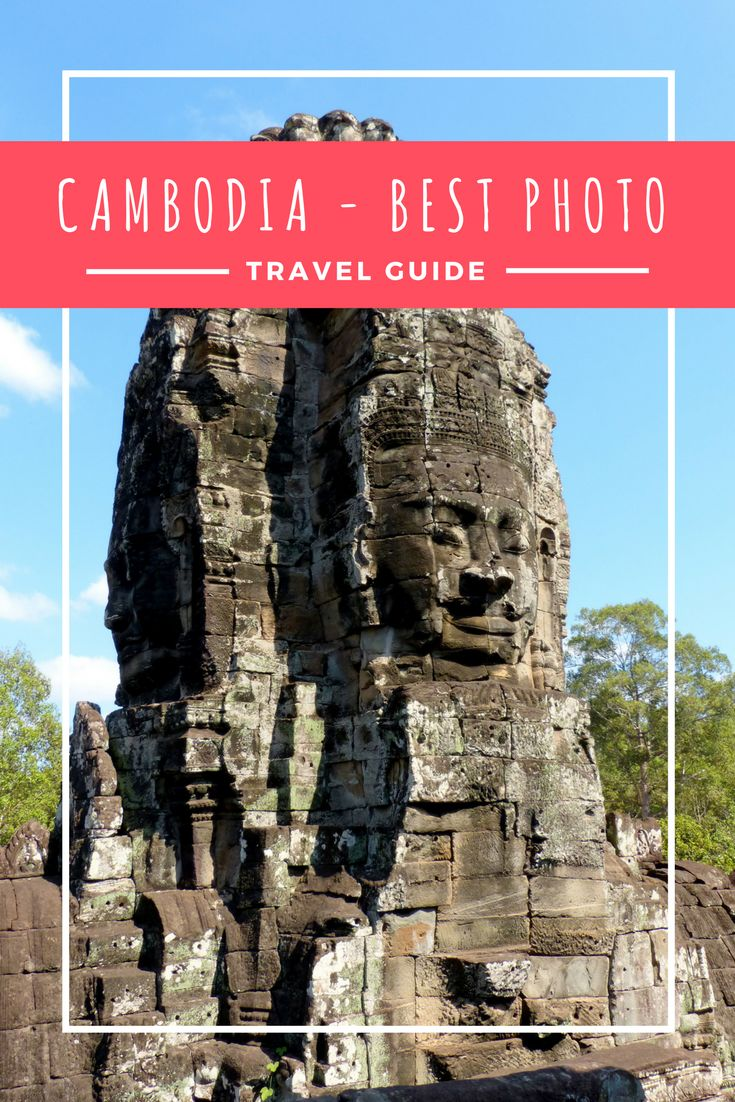 Cambodia has an incredibly interesting history, ancient monuments, green forests and beautiful white sand beaches. In short, everything you could wish for.