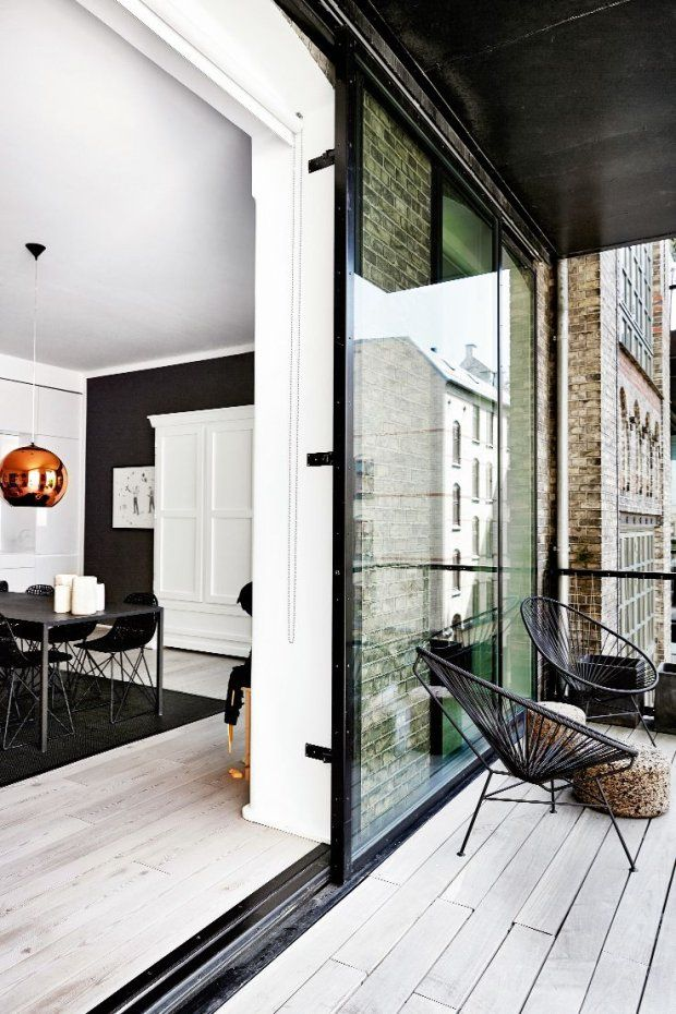 A Former Schoolhouse Is Converted Into a Rad Modern Home