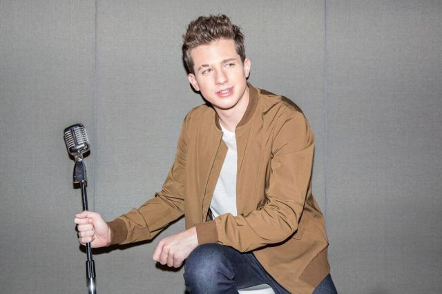 Charlie Puth—​Grammy Nominee, Eyebrow Icon, Marshmallow Master—​Cannot Be Embarrassed