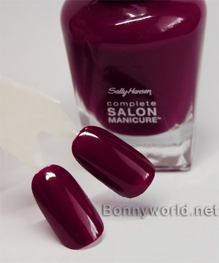 Sally Hansen Ruby Do Nr. 415 perfect for fall