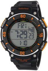Timberland Men's 13554JPB_04 Digital Chronograph Dual Time Timer Watch
