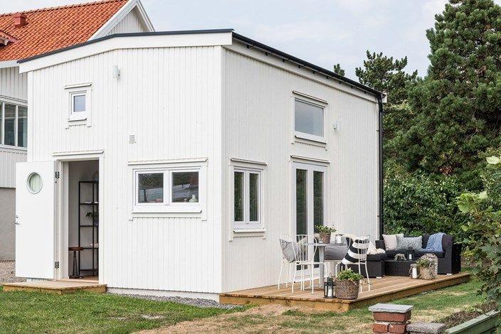 Lundin Fastighetsbyrå - 1,5:a Öckerö - Nybyggd enrumslägenhet i gårdshus med loft, boyta 29 kvm & privat altan på 13 kvm!