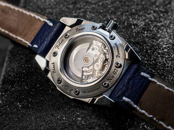 #blackPolarbear #bpb #urmager #handmade #luxury #watches #timepiece #watchmaker #watchmaking #denmark #madeindenmark