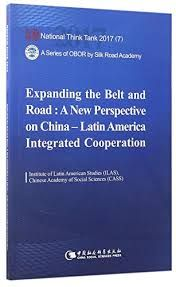 Expanding the belt and the road: a new perspective of China-Latin America integrated cooperation (PRINT) SOLICITAR/REQUEST: http://biblioteca.cepal.org/record=b1253900~S0*spi