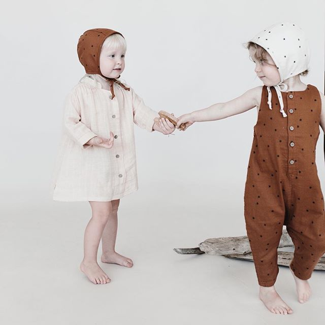 Briar collab bonnets coming August 29th, 9AM PST ! Available through @briarhandmade @minikin and us!