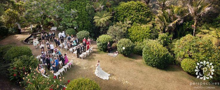 Auckland Wedding Package | Waitakere Estate - Rainforest Retreat | Auckland Hotel