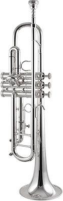 My Getzen Eterna 700 Bb Trumpet