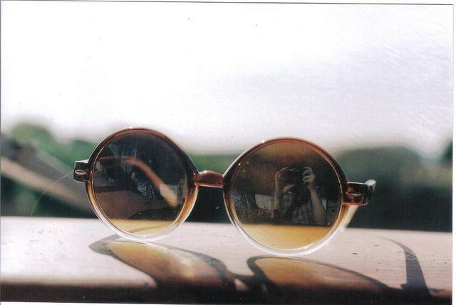#sunglasses #35mm #film #analog #vintage #kodak #zenit12xp