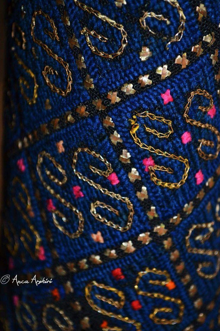 Romanian traditional clothing. Adina Nanu collection