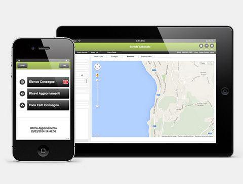 Web App Pony: Per gestire le consegne Green in Bicicletta