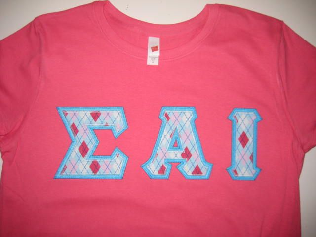 17 best images about sorority letter shirts on pinterest for American apparel sorority shirts