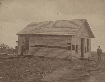 The Bender house where the Bender family murdered  and buried their victims, Labette County, Kansas, 1873.Bloddy Bender, Bender House, Serial Killers, Bloody Bender, Bender Families, Families Murder, Bender Malsch