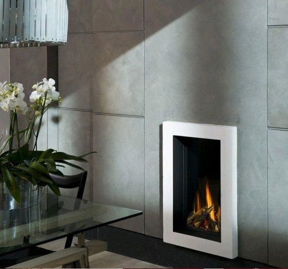 Helex I-Frame 38 63 Front #Kampen #Fireplace #Fireplaces #Interieur #Kachelplaats