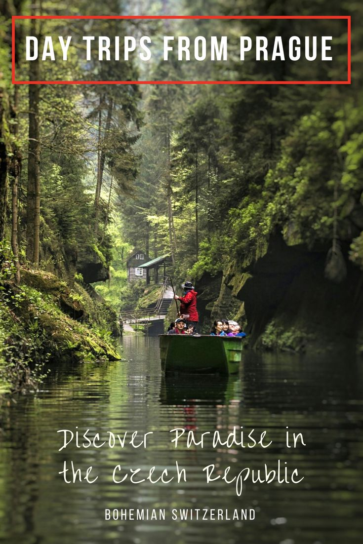 Day Trips from Prague: Join us on a day trip from Prague to paradise. Bohemian Switzerland National Park has some of the most beautiful and picturesque sites in the Czech Republic. Click here to learn about our hiking trips and how you can experience para