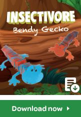nsectivore bendy gecko