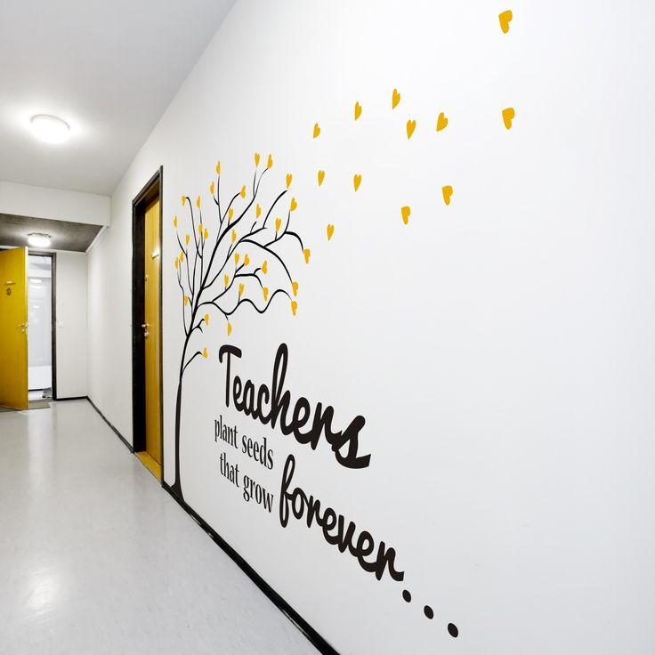 Best 25+ School wall decoration ideas on Pinterest ...