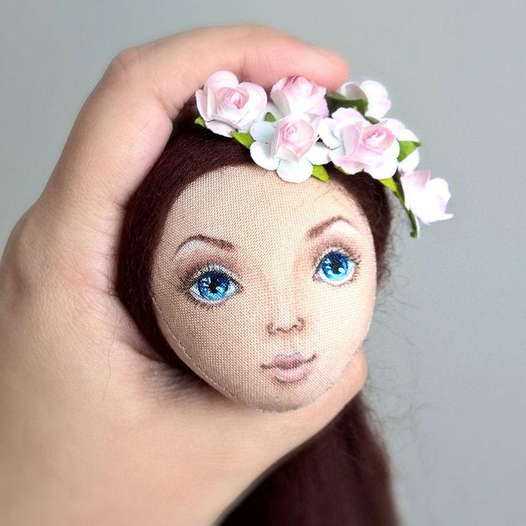 Онлайн-курс по пошиву текстильной подвижной куклы - Ярмарка Мастеров - ручная работа, handmade