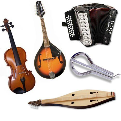 Folk Instrument Deluxe Pack - Hohner Panther Accordion, Sunburst Mandolin, Applecreek Dulcimer, Americana Fiddle & Jaw Harp Folk Instrument Package http://www.amazon.com/dp/B00T483Q0K/ref=cm_sw_r_pi_dp_l7o2ub1H3VVBN