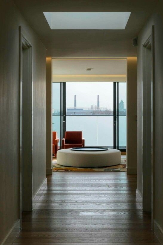 Maxalto 4 Penthouse Londra studio Parisotto+Formenton > Find out more projects: http://40.maxalto.it/projects_en.html #maxalto #40years #40anniversary #bebitalia