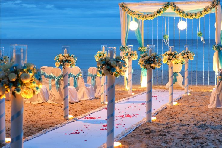 A #wedding by the sea? A wedding at the #beach of Platys Gialos with the professional attendance of Mykonos Catering Services will transform your special day in memorable experience! #Mykonos