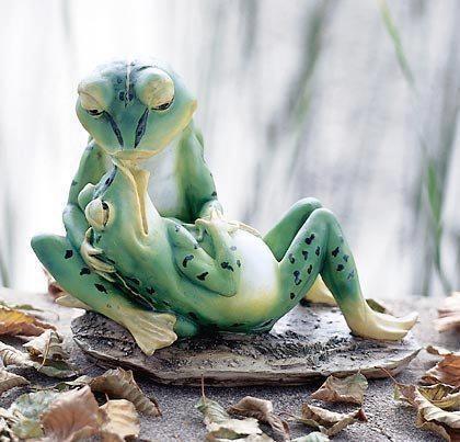 Frosch Trau Ein Wetter Bilder Wohnzimmer Gestaltung Zielona Schnickschnack Ums Haus Ideen Rund