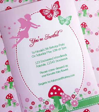 Printable Pink Pixie Fairy Party Decorations!! #Pink #Fairy #Pixie