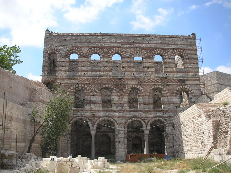 Byzantine Palace of Porphyrogenitus - late 13th-century Byzantine palace in the…