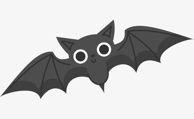 The Flying Bat Of Cartoon Cartoon Bat Cute Bat Halloween Cartoons