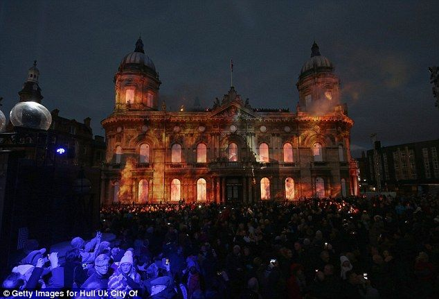 Hull is the second city to be given UK City of Culture status, following Derry-Londonderry