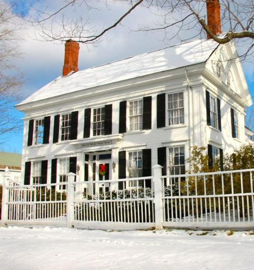 15 Must See New England Houses Pins New England Homes