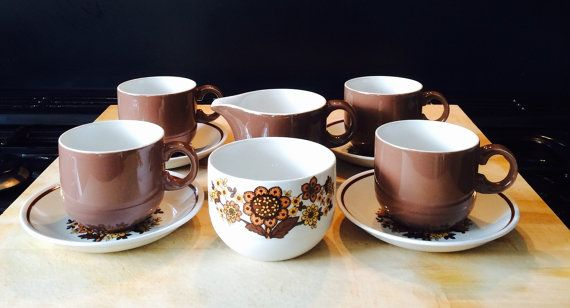 Alfred Meakin Teaset Annabelle design Free Shipping