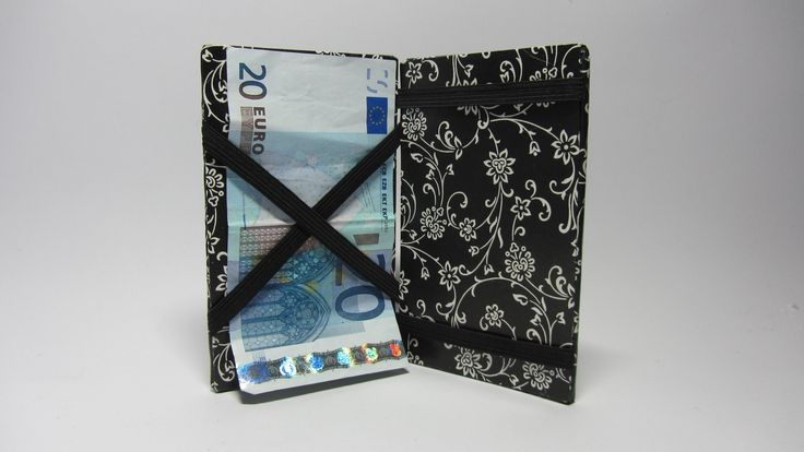 Tutorial. Cartera Mágica. Magic wallet.