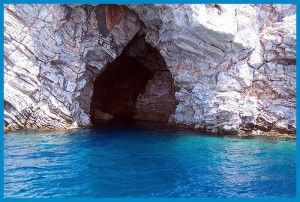Caves in Alanya, Turkey