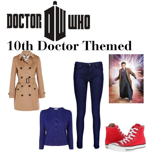 10th doctor swag!