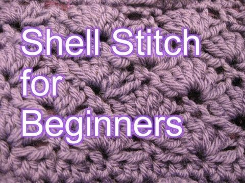 9 Great Crochet Stitches for Scarves