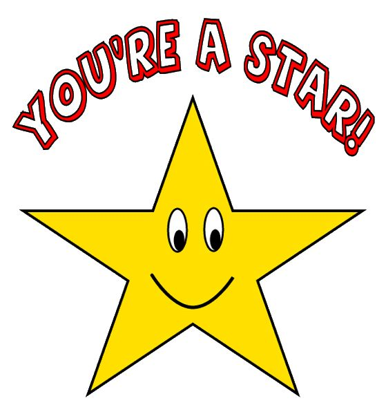 """Image result for Images of """"You are a star"""""""