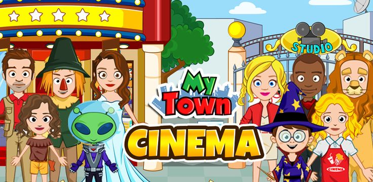Free Amazon Android App of the day for 9/18/2017 only!   Normally $2.99 but for today it is FREE!! My Town Cinema Product features 30 mini My Town movie episodes for you to enjoy. Simply buy a ticket for the Movie you wish to see and enter the cinema ( don't forget to get some popcorn before ) Play, Direct and act in the movie of Oz movie we are shooting at the studio Lots of new character and costumes ! Have fun at the cinema, take pictures with your favorite super hero, eat as much popcorn…