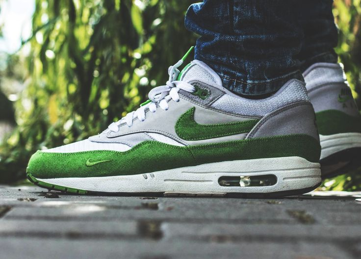 Patta x Nike Air Max 1 - Spring Green (by fil__p)