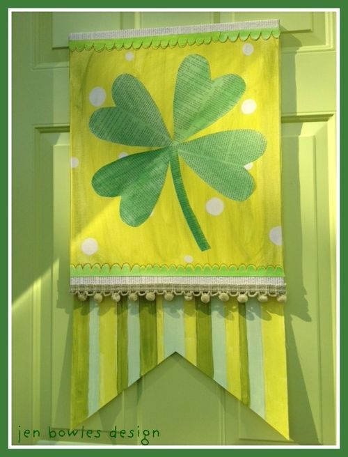17 best images about st patty 39 s day on pinterest for Decoration saint patrick