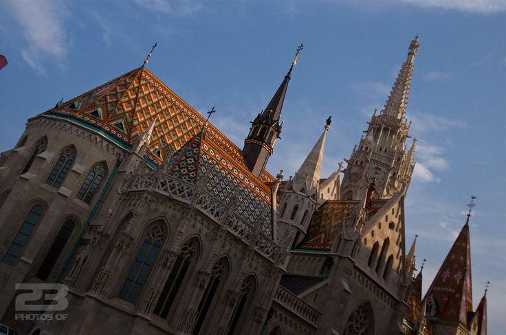 Matthias Church - Budapest photo | 23 Photos Of Budapest