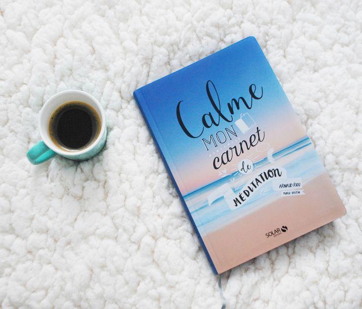 On a adopté Calme - Mon carnet de méditation