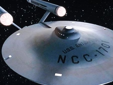 wallpaper starships from tv | Constitution Class Enterprise - starship enterprise, star trek ...
