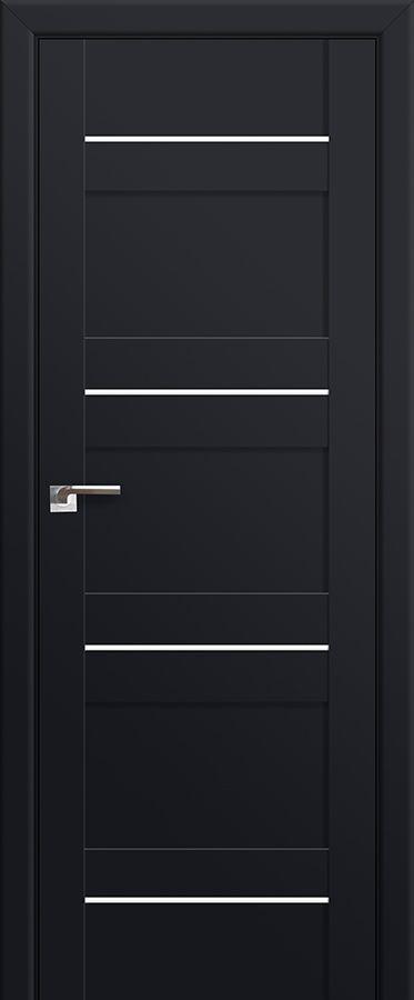 Milano-42U Black mat