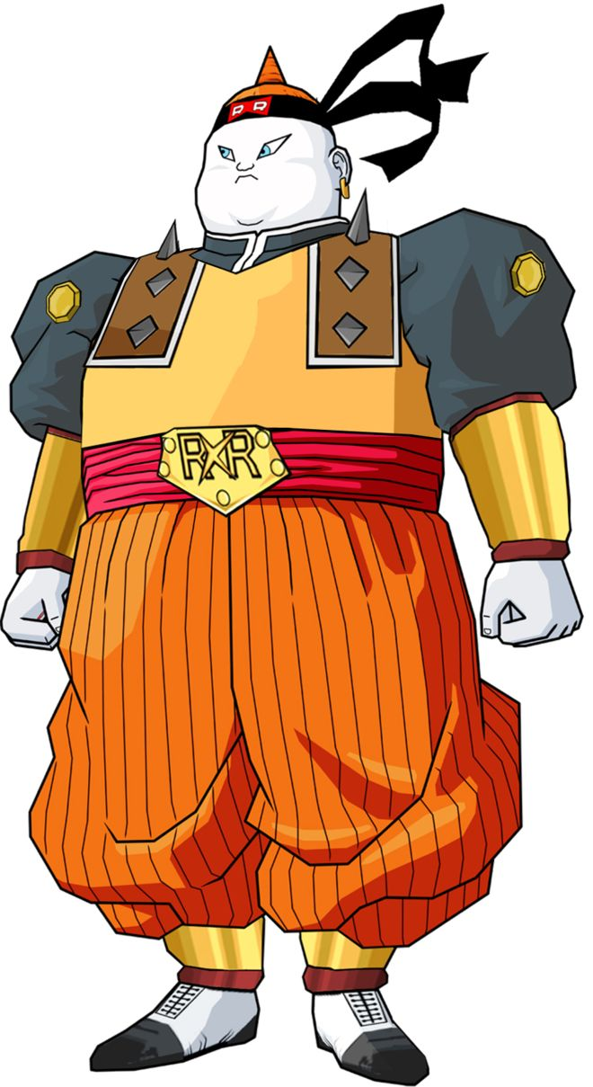 Super Android 19