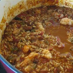 how to make simple jambalaya