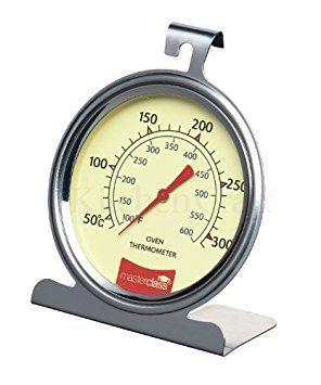 Master Class - Termómetro para horno (acero inoxidable)