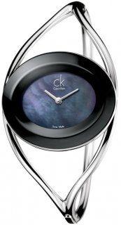 Calvin Klein Delight Small K1A2311F Vackert armband damer klocka #calvinkleindamklocka #ckklockadam #armbandsurdam