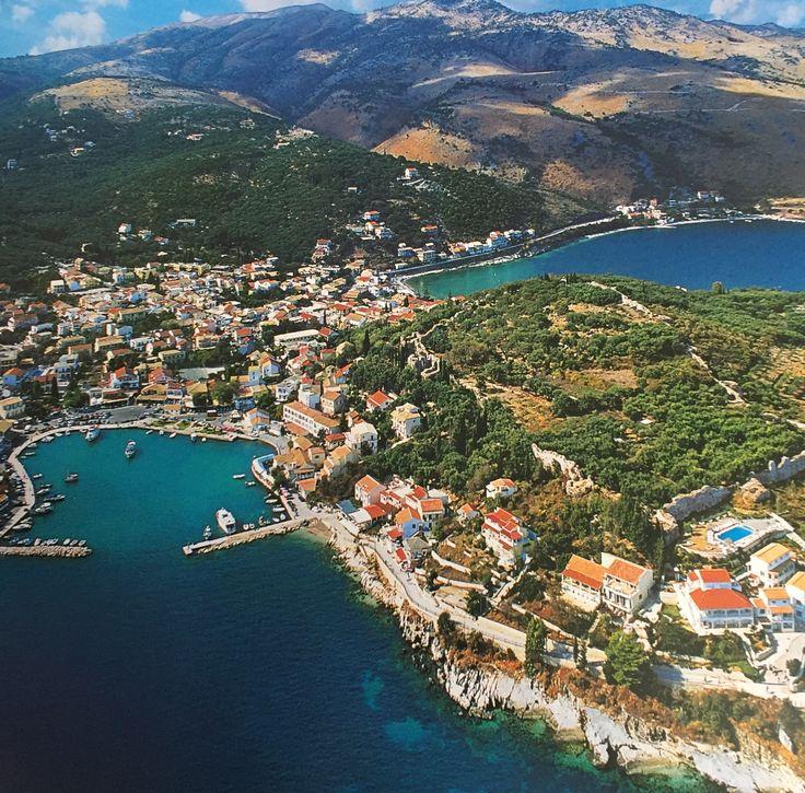 Kassiopi Corfu Greece