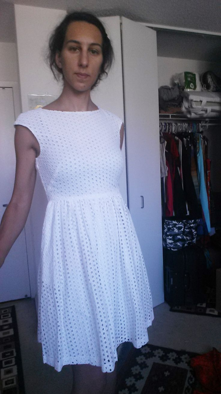 Maryellen Eyelet Dress